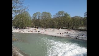 Places to see in ( Munich - Germany ) Flaucher