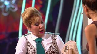 Comedy Woman - Досмотр с пристрастием