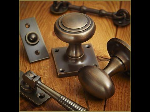 Antique Brass Hardware & Iron Buildware Hardware Manufacturing Unit (Aligarh, India)