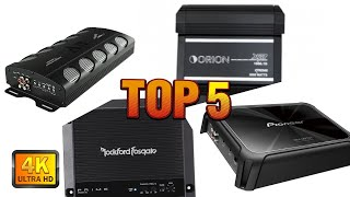 Top 5 Sub Amps Under $200 (2020)