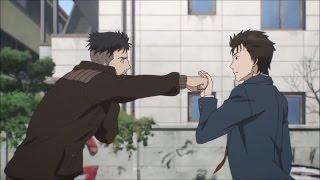 Download Video Shinichi Scares Yano And Helps Shimada - Parasyte: The Maxim Epic Scene - Episode 9 (Re-Upload) MP3 3GP MP4