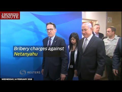 Bribery charges against Netanyahu