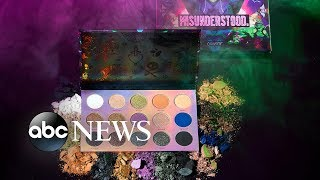 Switch to the dark side with this new ColourPop x Disney collaboration | GMA Digital