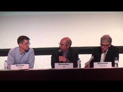 Bill Browder - Towards a Europe without political prisoners - Berlin (2 June 2014)