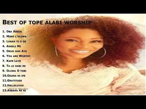 Download BEST OF TOPE ALABI WORSHIP- MORNING WORSHIP SONGS- 2HOUR NONSTOP WORSHIP BY EVANG. TOPE ALABI