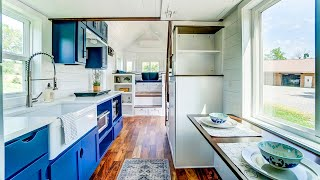 Amazing Beautiful The Rivendell Tiny House, By Modern Tiny Living | Living Design For A Tiny House