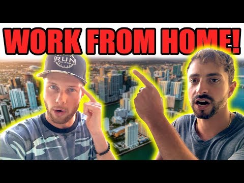#1 WORK FROM HOME JOB 2018 - How We Make $500 - 3000 Per Day Online