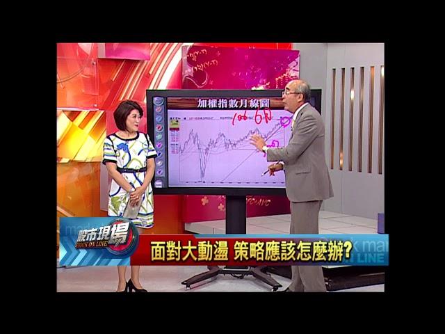 股市現場*鄭明娟【炫哥抓得住萬點?】20180530-5(林隆炫)