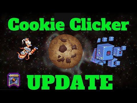 Cookie Clicker Update: