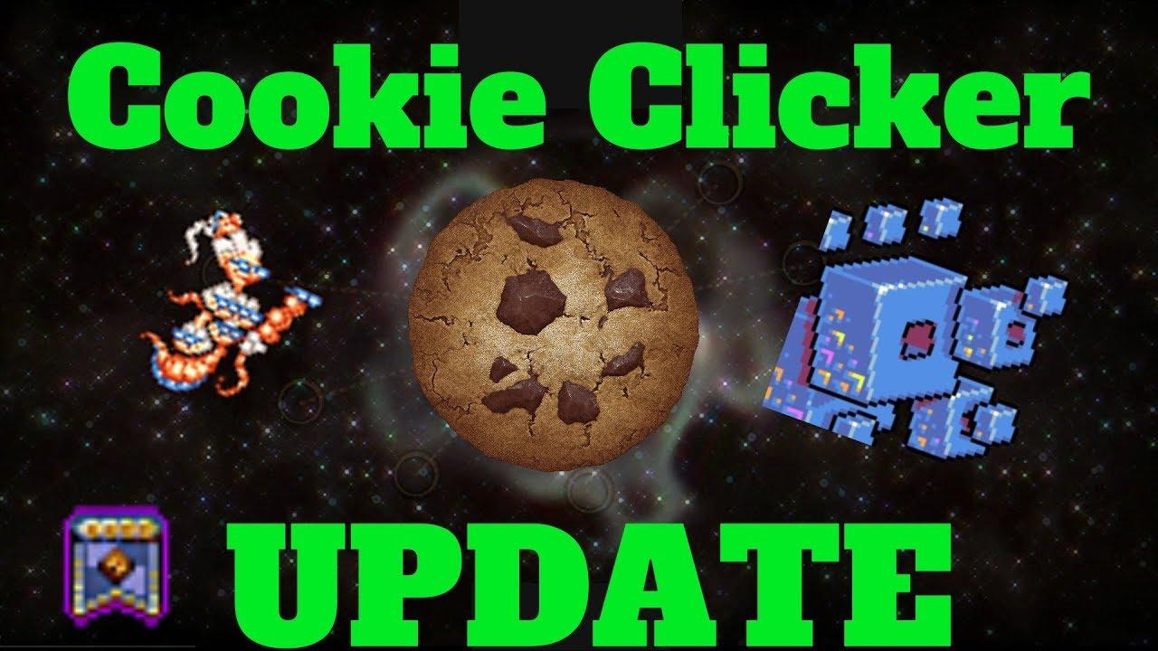 Cookie Clicker Update: FRACTAL ENGINES! NEW HEAVENLY UPGRADES! [V2 016]  (2018)