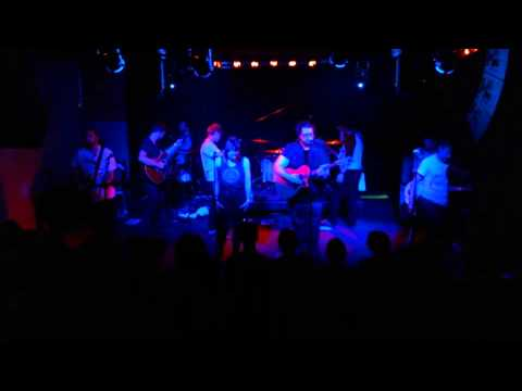 The Oh Hellos and Rustin Kelly @ Asheville Music Hall 7-24-2015