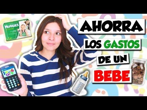 7 FORMAS DE AHORRAR LOS GASTOS DE UN BEBÉ | Que Barbara!