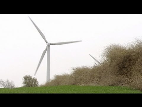 euronews science - Samsø: where renewable energy rules the roost