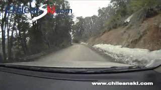 Camino Valle Las Trancas - Termas de Chillán Chile