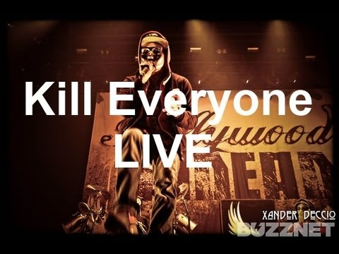 Kill Everyone - Hollywood Undead (Live HD)