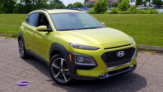 2018 Hyundai Kona: First Drive — Cars.com