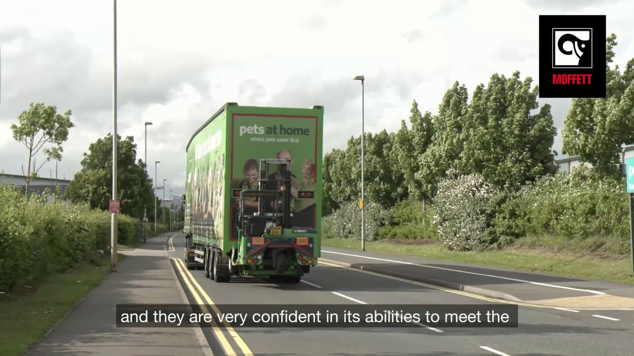MOFFETT E-Series – Testimonial Movies – Pets at Home, UK, Stoke-on-Trent
