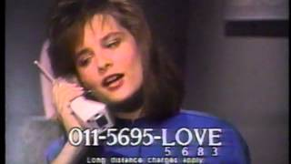 Love/chat line commercial (1995)