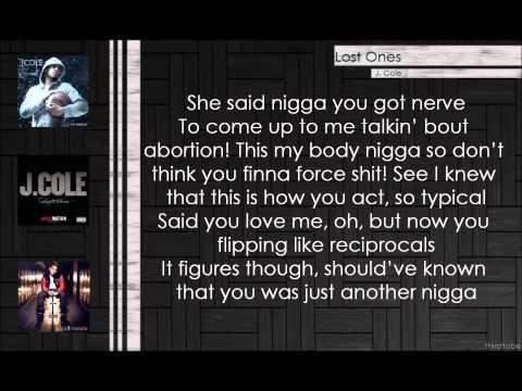 Lost Ones J Cole Lyrics + Download