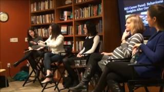 BIG Career Panel: Behavioral Insights After Graduation, Part 1