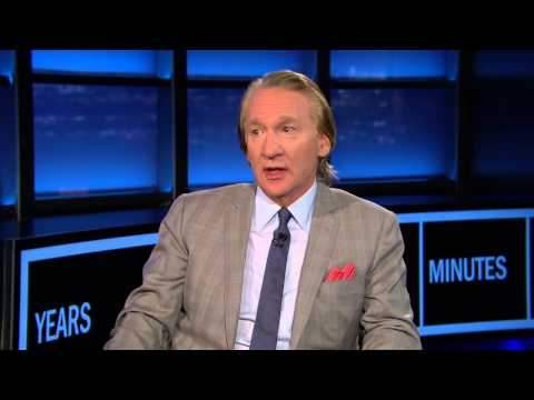 Real Time with Bill Maher: Dr. Michael Mann on Climate Change – August 7, 2015 HBO
