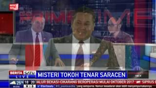 """Live Primetime Talk """"Siapa Tokoh Tenar di Balik Saracen?"""""""