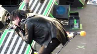 Marilyn Manson - Hey Cruel World - Live Rock On The Range 2012