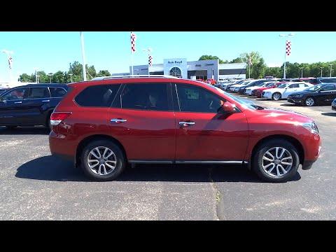 2015 Nissan Pathfinder Columbus, Lancaster, Central Ohio, Newark, Athens, OH C27083A