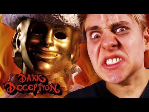🗽 DARK DECEPTION geht zu weit!  
