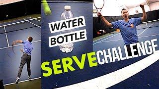 Water Bottle SERVE Challenge?