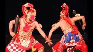 Sendratari SUGRIWA SUBALI / Ramayana Prambanan VALI SUGRIV YUDH / Tari Klasik Jawa Tengah [HD]