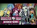 Monster High New Ghoul in School: cool Monster High Game!