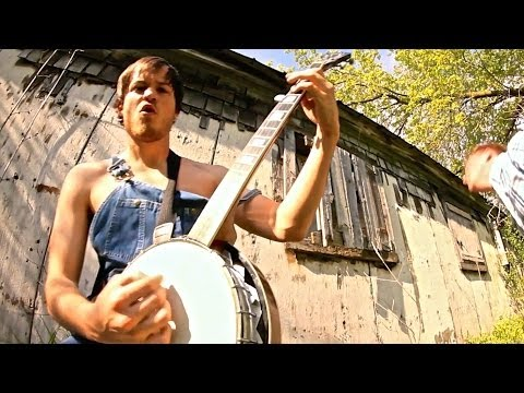 Slayer - Raining Blood (Banjo cover w/ solos)