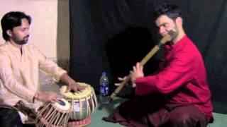 Jay Thakkar - Flute - Raag Adana - Teentaal - Live in Concert