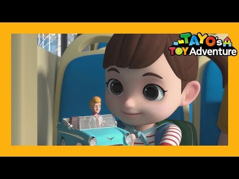 Tayo Song Running To You L Tayo Missino Ace 2 L Tayo's Toy Adventure L Tayo The Little Bus