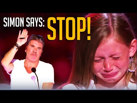 Why Did Simon STOP These Auditions? Watch What Happens Next...