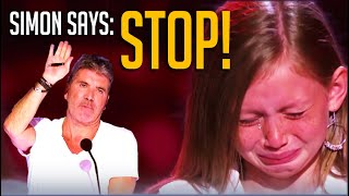 Download Why Did Simon STOP These Auditions? Watch What Happens Next... Mp3 and Videos