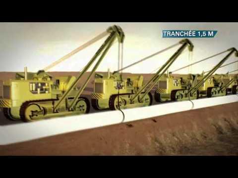 OMV Tunisia - NAWARA GAS PROJECT - FRENCH