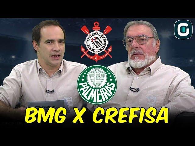 ENQUETE: BMG coloca CORINTHIANS tão forte quanto o Palmeiras? (17/01/19)
