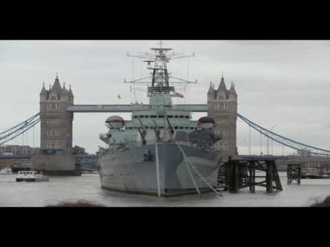 London Tower Bridge Opening and Closing Documentary