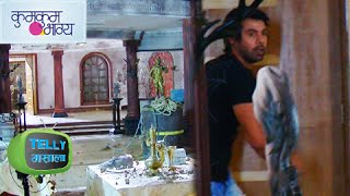Abhi And Pragya Get Trapped In Haunted House | Kumkum Bhagya | Zee Tv