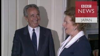 イスラエルのペレス前大統領が死去 ポーランド移民から世界的指導者に