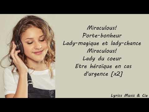Lou & Lenni-kim ~ Miraculous ~ Lyrics