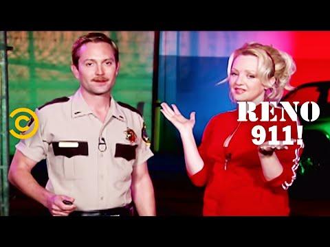 RENO 911! - Police TEK 2000 Rape Shield