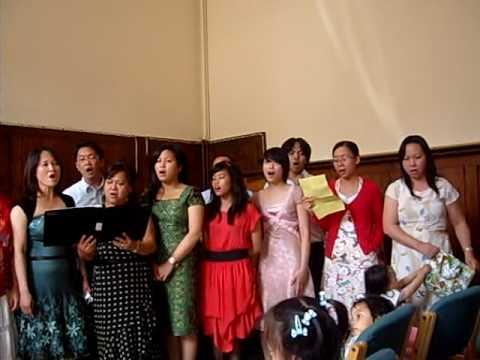 Jesus What A Saviour You Are - HIC Choir