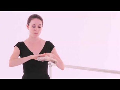 How to Break in Pointe Shoes   Ballet Dance