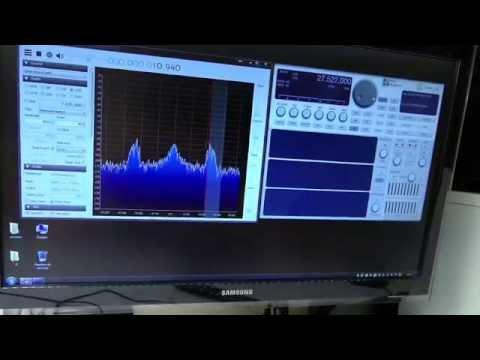 Modificacion de RX Icom IC PCR 1000 para su uso con software SDR