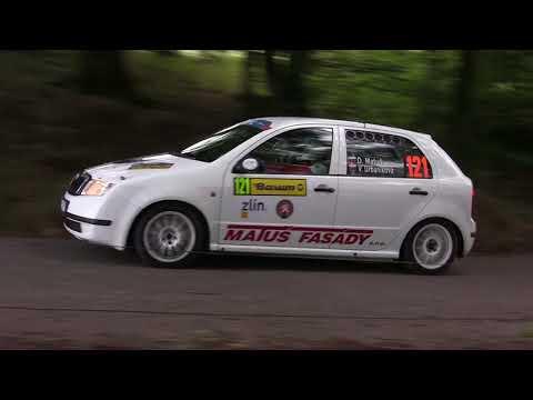 Barum Czech Rally Zlín 2014 | 121 | Daniel Matuš - Viera Urbaníková