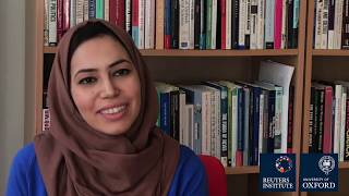 A Journalist's Story: Nagham Mohanna, Reporting in Gaza thumbnail