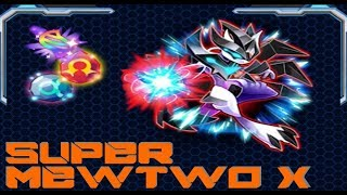 Pokemon Mega: Mewtwo X to Super Mewtwo X! Upgrade process and costs!